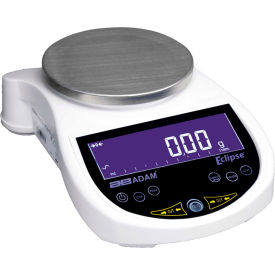 Adam Equipment Eclipse EBL3602i Precision Balance 3600g x 0.01g with Internal & External Calibration