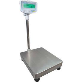 """Adam Equipment GFC660a Digital Floor Counting Scale 660lb x 0.05lb 15-11/16"""" x 19-11/16"""" Platform"""