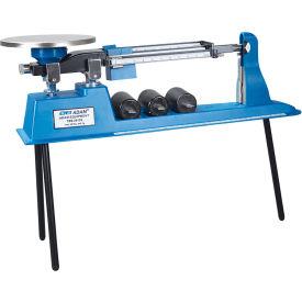 "Adam Equipment TBB2610S Triple Beam Balance 2610g x 0.1g 6"" Diameter Platform"