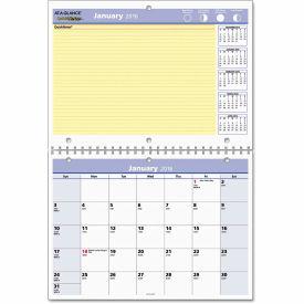AT-A-GLANCE® QuickNotes Desk/Wall Calendar, 11 x 8, 2019