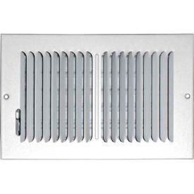 Sdi Grille Ceiling Or Wall Register With 2 Way Deflection Sg 612 Cw2 6