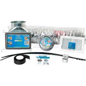 """Speedi-Vent Install Kit(Vents) SV-6128 NB 6"""" X 12"""" X 8"""" 90°"""