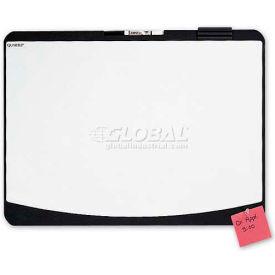"""Quartet® Designer Tack & Write Whiteboard Cubicle Board, 23 1/2""""W X 17 1/2""""H"""