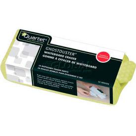Quartet® GhostDuster® Whiteboard Eraser, Peel-Away, 16 Sheets - Pkg Qty 12