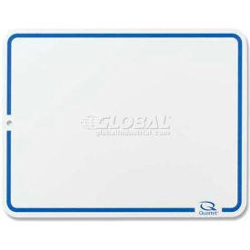 """Quartet® Education Lap Board, 9""""W X 12""""H, Dry-Erase, Comfortech® Marker Included - Pkg Qty 48"""