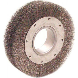 Wide Face Crimped Wire Wheels-DH Series, ANDERSON BRUSH 02344
