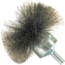 Circular Flared End Brushes-NF Series, ANDERSON BRUSH 06081