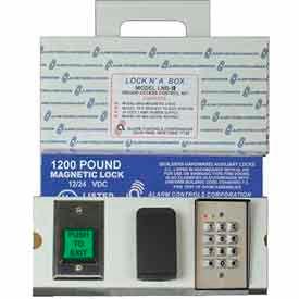 1200 Pound Lock In A Box
