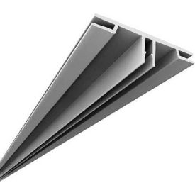 Ceiling Max 8' Top Hanger 109-00, White