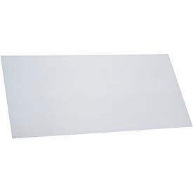 Genesis Polycarbonate Light Panels, 2' W x 4' L, Clear, 10/Case - 708-00