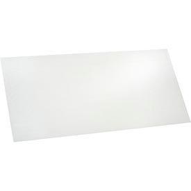Genesis Polycarbonate Light Panels, 2' W x 4' L, Opal, 10/Case - 708-02