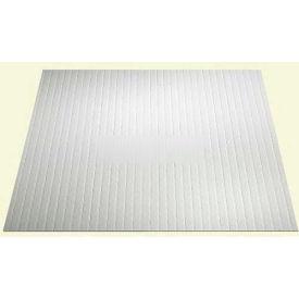 Genesis Classic Pro PVC Ceiling Tile 750-00, Waterproof & Washable, 2'L X 2'W, White