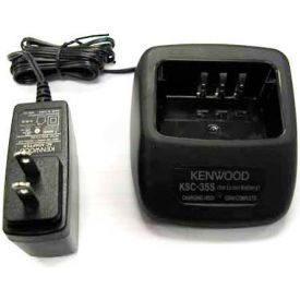 Fast Rate Single Charger, For KNB-45N