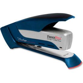 PaperPro® Prodigy Stapler, 25 Sheet Capacity, Metallic Blue/Silver