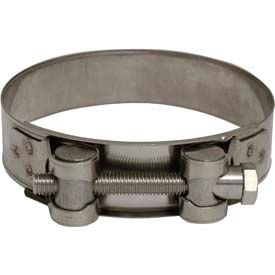 """Stainless Steel H.D. Super Clamp (3.39"""" - 3.58"""")"""