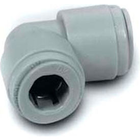 """5/16"""" Elbow Union With 5/16"""" O.D. - Push-In Fitting - Pkg Qty 10"""