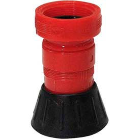 """1-1/2"""" NST Thermoplastic Fog Nozzle"""
