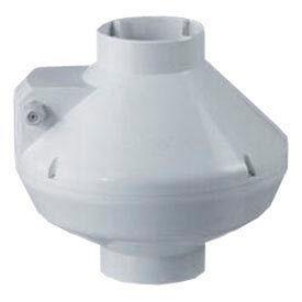 "4"" Centrifugal Fan Plastic Housing - 168 CFM"