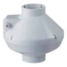 "8"" Centrifugal Fan Plastic Housing - 432 CFM"