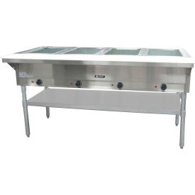 Adcraft ST-240/4 - Steam Table, 4 Bay, Electric, 208/240V