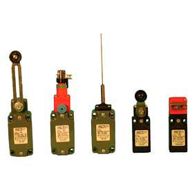 Non-Metallic Limit Switch, Cat's Whisker