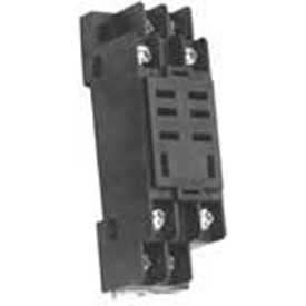 Socket For Relay, Non Latching, Type DPDT, Use For 96 Series