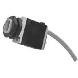 Photoelectric Receiver, 300M Range, DC Standard Output (10MS), 0.2 Screw, 115 Wire