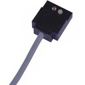 Photoelectric Sensor, 5M Range, DC Standard Output (1MS), Dark Contact, Pigtail M12