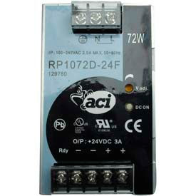 Advance Controls 129780, 72 Watt Power Supply by