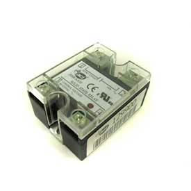 Solid State Relay, 3-32 VAC/VDC Control Voltage, 25 Amp, Load Voltage Range 24-275VAC