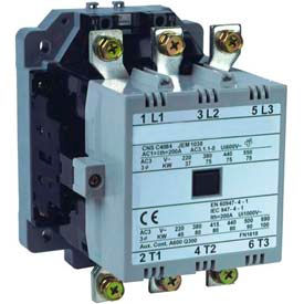 Advance Controls 130182 C105.322 Contactor, 3-Pole, 24V