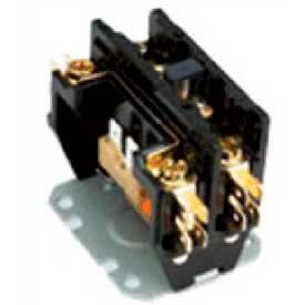 Definite Purpose Contactors, DPA Series, 30 Amp, 2 Pole, Coil 208/240VAC