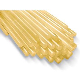 Adhesive Technologies Shaped Hot Melt Glue / 1/2x10 Stick / 250°F / 121°C 7000 Viscosity - Pkg Qty 22