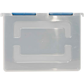 Advantus® Hanging Project Case, Clear - Pkg Qty 12