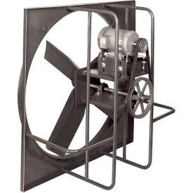 """60"""" Industrial Duty Exhaust Fan - 3 Phase 1-1/2 HP"""