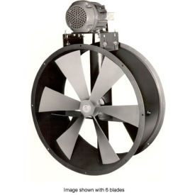 """15"""" Totally Enclosed Dry Environment Duct Fan - 3 Phase 3/4 HP"""