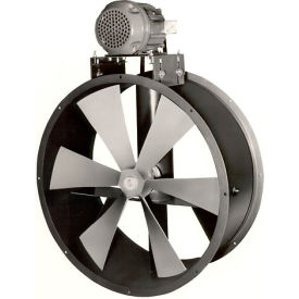 "24"" Explosion Proof Dry Environment Duct Fan - 3 Phase 1 HP"