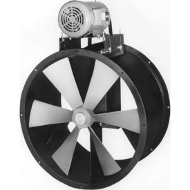 "24"" Explosion Proof Wet Environment Duct Fan - 1 Phase 1-1/2 HP"