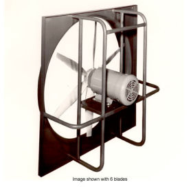 """24"""" Explosion Proof High Pressure Exhaust Fan - 3 Phase 1/2 HP"""