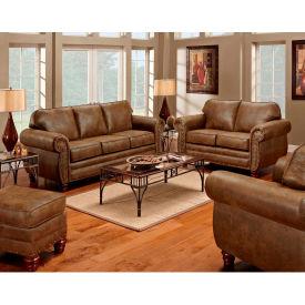 American Furniture Classics Sedona Set, Includes Sofa, Loveseat, Chair & Ottoman by