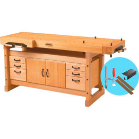 Elite Workbench 2000, SM04 Cabinet and Free Accessory Kit