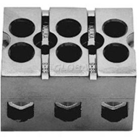 Terminal Block, 3 Pole, 600V, 85A, For Star, 2E-Y2849 by