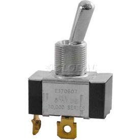 Toggle Switch, 125/277V, 10/20A, Silver, For Cornelius, S3004
