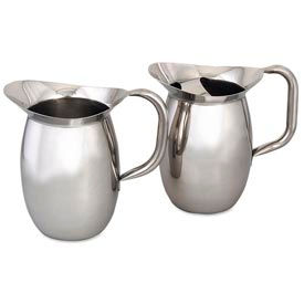 Alegacy 8202G Bell Shape Pitcher With Ice Guard 2-1/8 Qt. by
