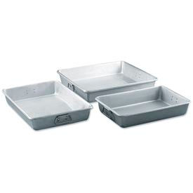 "Alegacy A18203 Heavy-Weight Aluminum Roast Pan 18"" x 20"" Package Count 6 by"