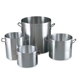 Alegacy EW60WC - 60 Qt. Aluminum Stock Pot with Cover