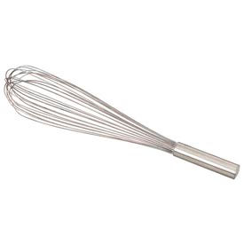 """Alegacy PW18 - Stainless Steel Piano Wire Whip, Soldered 18"""" - Pkg Qty 12"""