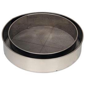 "Alegacy S9916 16"" Dia. Stainless Steel Rim Sieves. 16 Mesh by"
