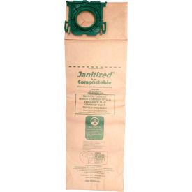 Windsor Compostable Vacuum Bag - Sensor/XP12, Versamatic Plus, Allstar Javelin 12'' Series
