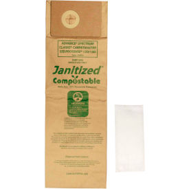 Advance Compostable Vacuum Bag for Advance Spectrum & GU CarpetMaster